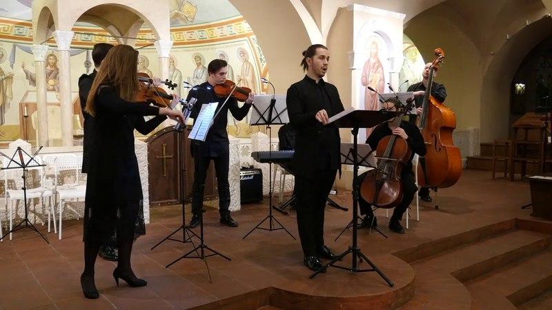 A. Vivaldi Nisi Dominus Cum dederit