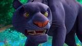 Маугли - Книга Джунглей - Не та пантера развивающий мультфильм для детей