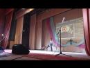 Фристайл, выступление на благотворительном марафоне в Кромах