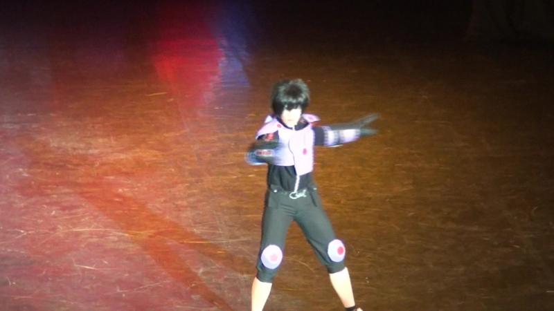 006 Hiroko Saito Big Hero 6 Hiro Hamada