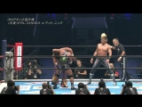 EVIL, SANADA (c) vs. Matt Jackson, Nick Jackson (NJPW - Dominion 6.9 In Osaka-Jo Hall)