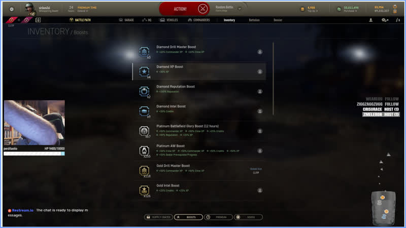 -|[With Loots]|- || ArmoredWarfare Potato Hunt || Live PvP Action !! -|[ENG/NOR]|-