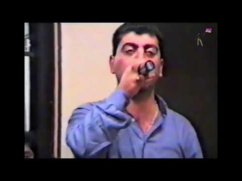 Tatul Avoyan 1998 Halidzor Restaurant Gyumri(Arabakan katarum)