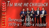 Билет в СССР. Ты мне не снишься (Вячеслав Добрынин, Михаил Рябинин). Поёт Вячеслав Печерников.