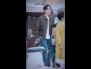Видео от фанатов Чжу Илун в Риме~ @ 17.09.18
