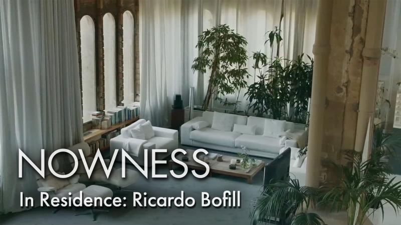 "In Residence: ""Ricardo Bofill"" by Albert Moya"