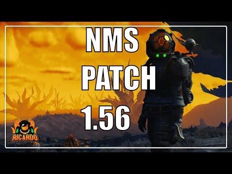 No Mans Sky NEXT Update Patch 1.56