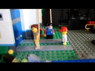 Мультфильм Город Х Детство Зона отчуждения (часть  2)