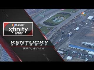 2018 nascar xfinity series - round 17 - kentucky 300