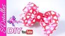 🎀 Moño BASICO 🎀 Video 211 SDetalles