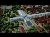 Кронштадт. Концепция создания научно-просветительского центра подводной археологии в рамках реставрации и музеефикации Петровско