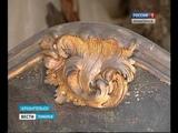 В Архангельском краеведческом музее реставрируется карета начала XVIII века