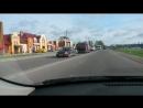 Как обычно люди едут из Гурьевска в Калининград