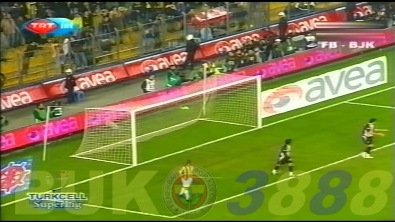 Fenerbahçe Beşiktaş 0 0 2006 2007 Geniş Özet