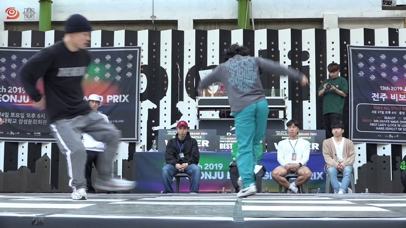 BORN READY vs COLLIE MKAY|2on2 Final @ 2019 JEONJU B-BOY GRAND PRIX|LB-PIX