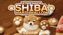 COOKAT Homemade Shiba Marshmallow