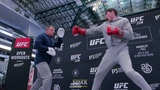UFC 228: Darren Till Workout Video Highlights - MMA Fighting