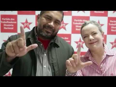 PT vai registrar Lula junto com o povo em Brasília, afirma senadora Gleis Hoffmann