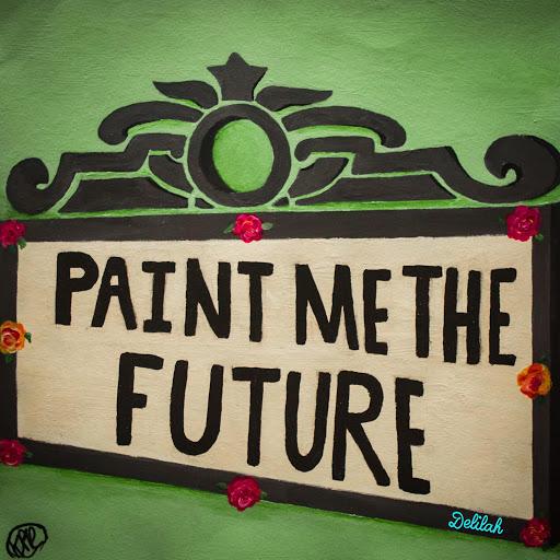 Delilah альбом Paint Me the Future