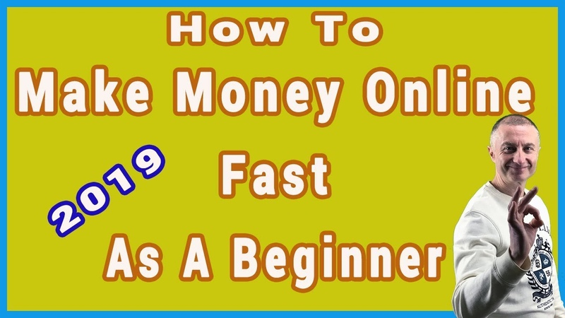 How To Make Money Online Fast As A Beginner In 2019 (3 Ways)