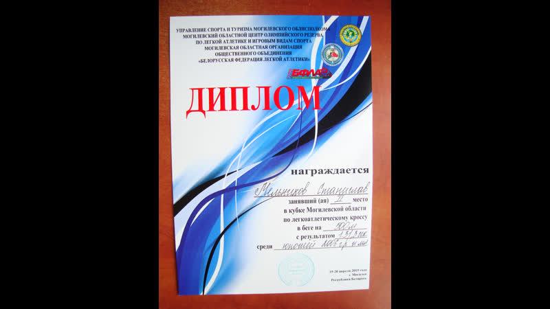 кубок Могилёвской области по легкоатлетическому кроссу