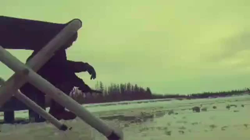 Подледная рыбалка в Якутии