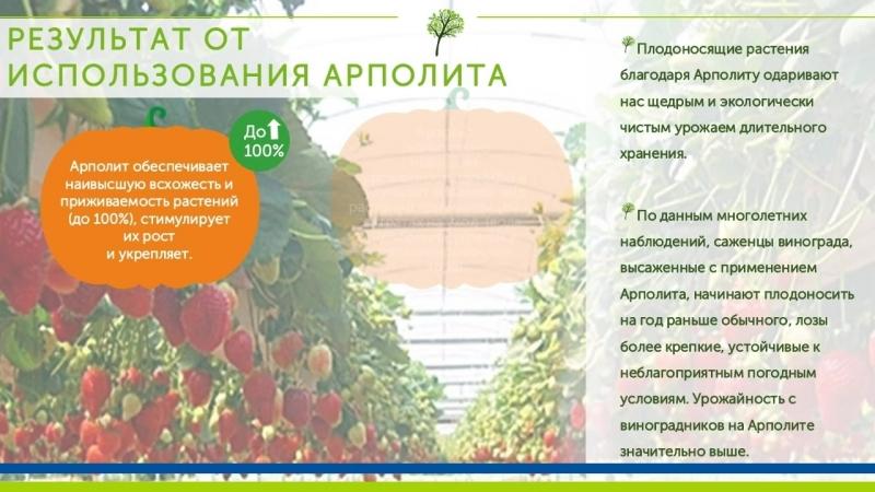 Арполит Вам в помощь, дорогие наши садоводы, огородники, цветоводы!