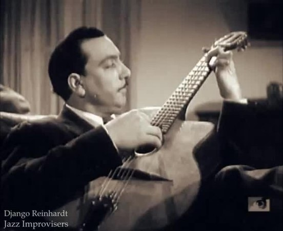 Django Reinhardt - J'attendrai (Tornerai) Here's a remarkable short film of ...