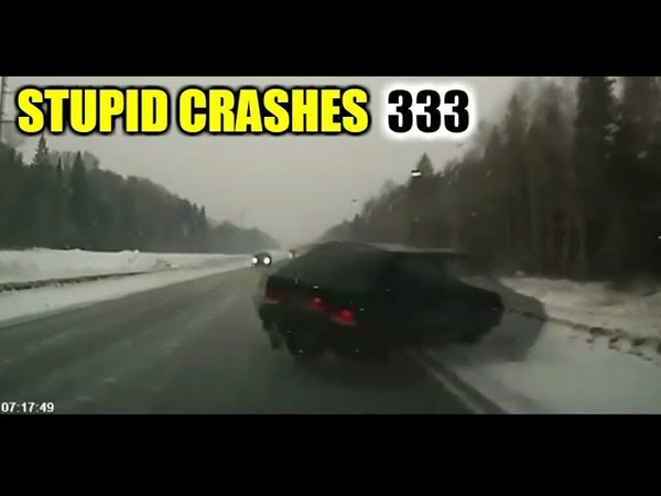 Stupid driving mistakes 333 (March 2019 English subtitles)
