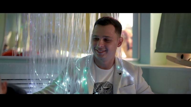 Открытие сенсорной комнаты для детей больных ДЦП
