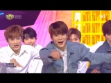 180318 《Comeback Special》NCT 127 - TOUCH @ Inkigayo