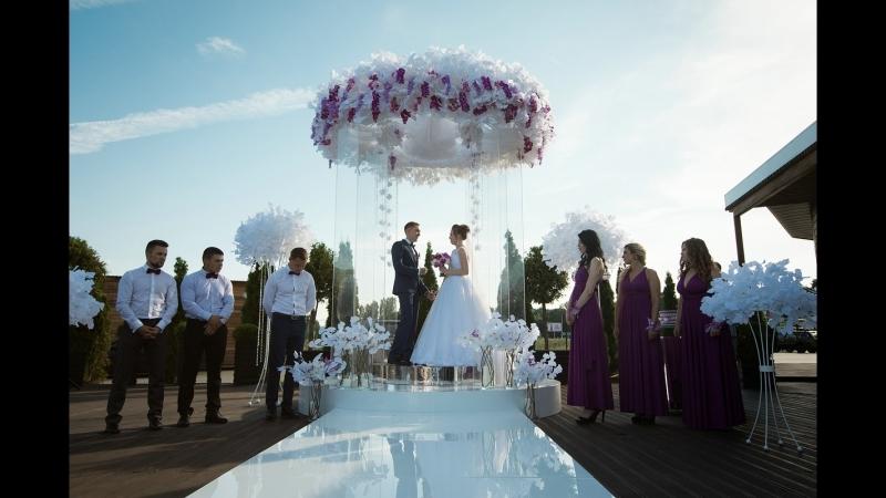 Юлия и Евгений 4 августа 2017