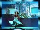 ТАНЕЦ ЦЫГАНКИ - 1998 год фрагмент из концерта - актовый зал школы - г Добрянка Пермская обл