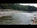 Рождение нового человека река Абаша Грузия