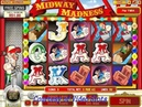 Midway Madness iSlot Review WUKONG88