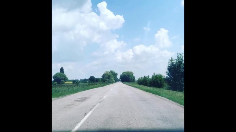 Дорога на Оратов