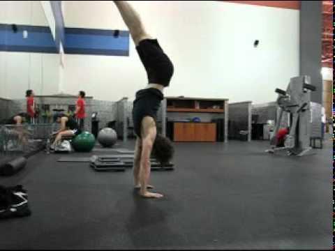 Contortion plus ballet