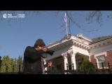 В Сиэтле чиновники вошли на территорию резиденции российского генконсула
