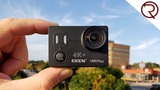 Cheapest Action Camera that can record in real 4K - EKEN H9R Plus Review