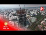 Mexico I Mitikah, Torre A y M, Agosto 2018