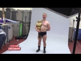 Behind the Scenes of Tyler Bate as WWE United Kingdom Champion
