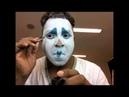 David Chala Cirque Du Soleil Alegria Make Up Video