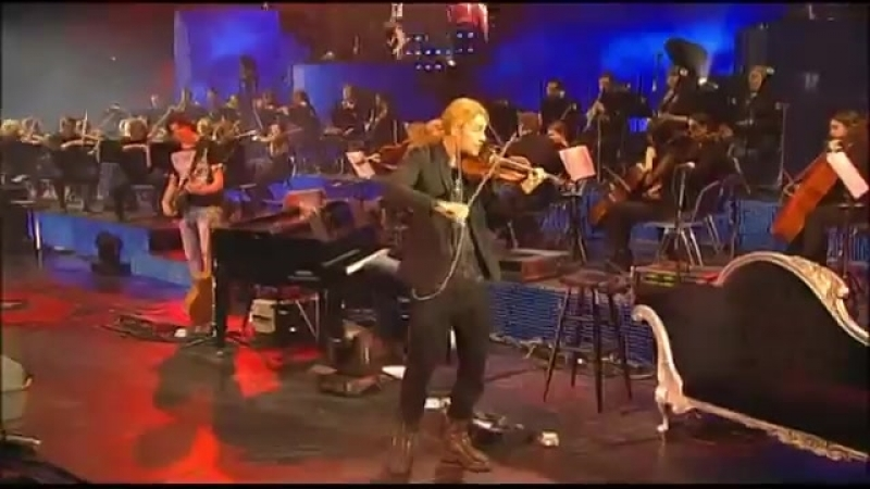 David Garrett - Celtic Rondo or 1.000 Pipers (Scottish-Irish Dance)