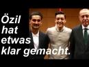 Özil machte DEUTSCHE Millionen -Deutsche dumm--