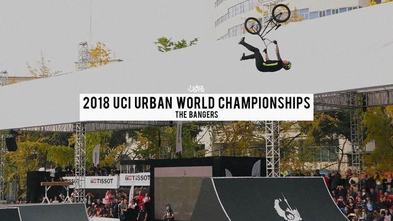 2018 UCI Urban World Championships - The Bangers insidebmx