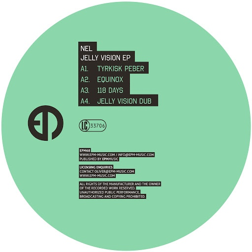 Nel альбом Jelly Vision EP