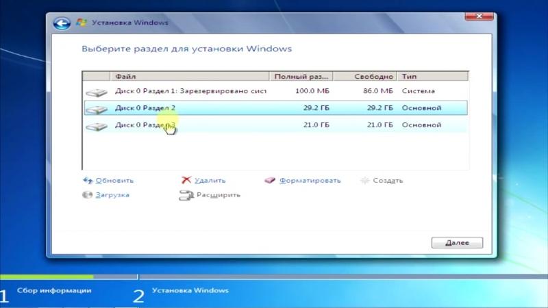 УСТАНОВИТЬ WINDOWS 7 Самая подробная инструкция ДРАЙВЕРА НАСТРОЙКИ смотреть онлайн без регистрации