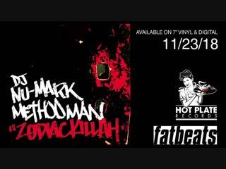 DJ Nu-Mark feat Method Man - Zodiac Killah