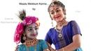 Kids' Duet - Yashoda Krishna by Arshita Murugadoss Maya Swaminathan - Sridevi Nrithyalaya
