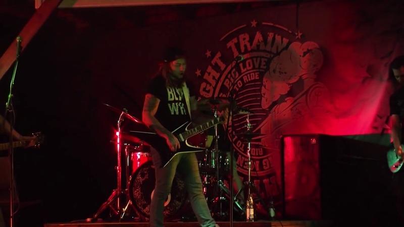 Ginger Colt - Ночь рок-н-ролла. Выступление в Night Train 15 сентября 2018 г.
